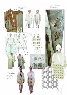 Mise En Page Portfolio Mode, Fashion Portfolio Layout, Fashion Design Sketchbook, Fashion Sketches, Drawing Fashion, Dress Sketches, Fashion Illustration Collage, Fashion Collage, Fashion Art