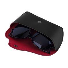 f89248f7c72b Прочная Кожа PU Профессиональный Случае солнцезащитные очки Vintage  Солнцезащитные очки Очки