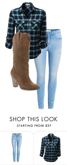 """Cowgirl at heart"" by princess-accitia on Polyvore"
