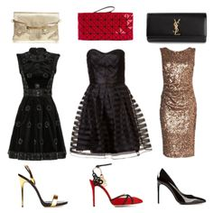 Party Dresses: Get Ready for Christmas!