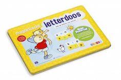 RomPompom Letterdoos (magnetisch) - Educatief Speelgoed