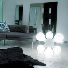 Atomium lampe - http://www.voltex.fr/atomium-lampe.html