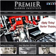 #barber #barberschool #education #tonsorial #haircuts #newcareer #secondaryeducation #barberlife #barberlove #behindthechair #applytoday