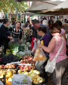 Held every Thursday, the Feira de Barcelos is one of the largest open-air markets in Europe - Braga, Portugal