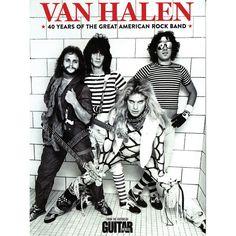 Guitar World Van Halen: 40 Years of the Greatest American Rock Band Paperback