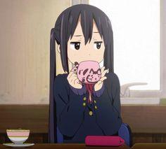 It's All About The Moe — So I rewatched k-on like you asked me. Top 3 is. K On Anime, I Love Anime, Kawaii Anime, Manga Anime, Anime Art, Anime Girls, Azusa Nakano, Sakura Card Captor, Tamako Love Story