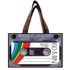 Cassette Bag - Rainbow