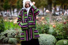 Hanne Gaby Odiele | Paris ( http://ift.tt/1Q4VBUR )