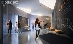 'Kyeyang' mountain fortress Museum Proposal - Dconcierz