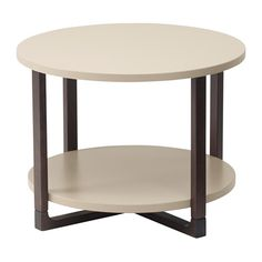 RISSNA Side table IKEA Separate shelf for magazines, etc. helps you keep your things organized and the table top clear.