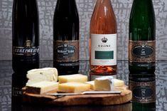 Hybride Käse-Weinprobe mit den Weingütern Wegeler und Blomeyer's Käse 2.0 Front Row, Cheese, Food, Wine Tasting, Essen, Meals, Yemek, Eten