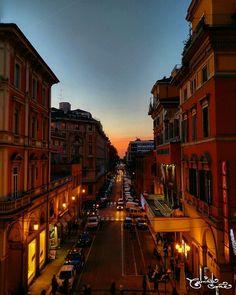 Great view 🌆 #ParcoMontagnola