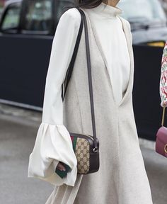 Still obsessing about nailing pale. Love this combo from #matches fashion- trying to figure out how I can do it on the high street #TrinnyLondon -