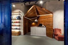 ZAPATERIA CORUÑA by Gespronor, Coruña – Spain » Retail Design Blog