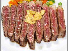 元ハンバーグ職人直伝!牛ステーキの焼き方の画像