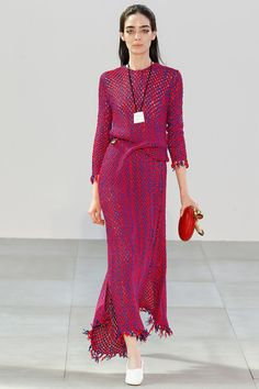 Olivia Palermo's #PFW Pin Picks: Unmistakably '70s inspired for Celine SS'15