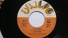 "Northern Soul 7""  45rpm            Lloyd Price--- Love Music"