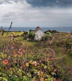 Cottage in Ireland photographed Galina Solomentseva Nature Landscape, Irish Landscape, Ireland Landscape, Love Ireland, Ireland Travel, Galway Ireland, Ireland Vacation, Beautiful World, Beautiful Places
