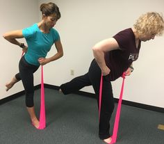 Jean Leavenworth, PNWP Education instructor trainer, fine-tuned her upcoming Flexion-free workshop last fall with Master Instructor Kim Kraushar.   #2016SpringConference #JeanLeavenworth #PilatesEducation #PortlandOR #FlexionFreeExercises