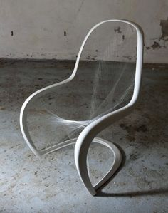 Panton Chair Remixed
