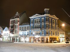 Vågsallmenningen, Bergen - Norway