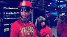 Tyga's Tour Bus Gets Sprayed With Bullets After Concert, His Artist Honey Cocaine Was Shot!
