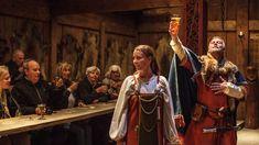 Viking Warrior Woman, Viking Age, Lofoten, Viking Museum, Norwegian Vikings, Viking Culture, Doctor Johns, Early Middle Ages, Sleeping Under The Stars