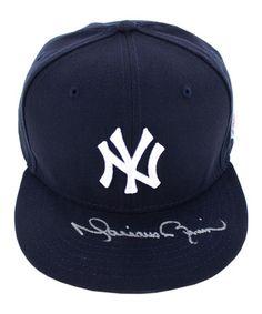 9da6b8379e09 Mariano Rivera-Autographed New York Yankees Baseball Cap by Steiner Sports  Memorabilia  zulily