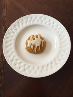 Iced Pumpkin Cookies, Project Soiree