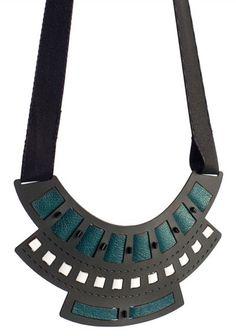 Melloteck Samurai necklace