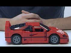 LEGO® Creator - Build your very own Ferrari F40!