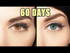 8 Foods & Drinks That Can Change Your Eye Color in 60 Days! Beauty Make Up, Beauty Care, Beauty Skin, Beauty Hacks, Changing Eye Color Naturally, Eye Lightening, Eye Color Facts, Change Your Eye Color, Beautiful Eyes