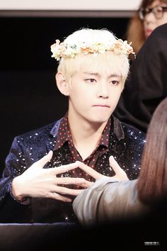 V BTS - Bundang Fansign