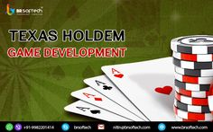 Texas Holdem Game Development Company | Hire dedicated game developers | BR Softech  In this era of technological advancements, to leave your competition behind, you need to choose a good #Game #app #development #company right away. There are many companies that are good Native app development companies too. Do you want to be a part of online gaming? If yes you need to get in touch with the Texas Holdem, Poker, Casino game app development company. In term of solutions you can get the best…