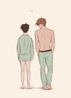 Kaisoo Fanart...... Love it!!!