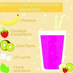 Easy #recipe for delicious #smoothie Double tap if you like it! ------------------------------------- #smoothie#smoothiebowl#smoothieoftheday#smoothielover#smoothies#smoothielove#smoothieporn#food #foodporn #yummy #instafood #foods#foodie#foodforthought - http://ift.tt/1HQJd81