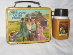 vintage 1978 thermos kingseeley little house on by SAVEALOTSHOP, $175.00