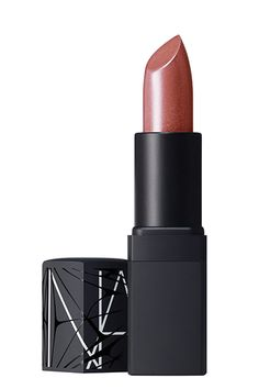 NARS Holiday Collection Is Here & It Is GLORIOUS #refinery29  http://www.refinery29.com/2014/10/75541/nars-holiday-collection-2014#slide1  NARS Hardwired Lipstick in Femme Fleur, $26, available October 15 at NARS.