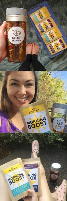 Hey Gorgeous! Are You in Need of a Good Detox? Try ASAPSKINNY Teatox to Kickstart your New Healthy Lifestyle. 100% Laxative-Free & Sugar-Free. Hurry - selling out FAST. Visit our online store to buy yours TODAY! www.asapskinny.com