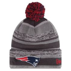 New Era Snow Stripe Knit Hat | Patriots Style - For the Guys ...