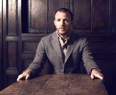 Guy Ritchie Film Aladdin, Guy Ritchie, Director, Suit Jacket, Pure Products, Blazer, Guys, Pure Beauty, Kisses
