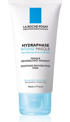 All about Hydraphase Intense Mask, a product in the Hydraphase range by La Roche-Posay recommended for Sensitive, dehydrated  skin. Free expert advice