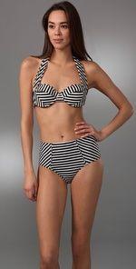 dvf maryelle bikini. totally not a bikini person, but this i love!
