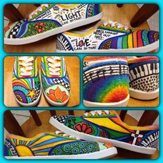 """DIY doodle shoes. All u need need is plain white shoes- I got mine at Walmart for $6, but u can use keds, toms, or your preference.  Fabric markers- I used crayola fabric markers for $4. They were a lot of fun to do. Might be making more soon.  """"Darkness cannot drive out darkness: only light can do that. Hate cannot drive out hate: only love can do that."""" MLK Jr.  #doodleshoes"""
