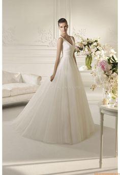 Vestido de novia White One Nirvana 2013