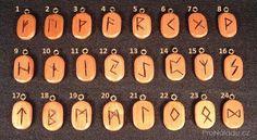 Vyberte si runu a z pedpovdi se dozvte co vs v budoucnosti ek ProNladucz Wiccan, Nordic Runes, Runic Alphabet, Elder Futhark Runes, Earth Spirit, Tarot, Symbols, Mantra, Fandoms