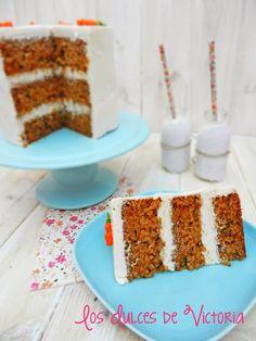 Los Dulces de Victoria: Carrot Cake