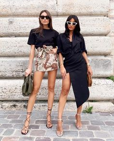 19 Italian Influencers We Observe for All of the Most Glamorous Outfits - Glamouröse Outfits, Spring Outfits, Casual Outfits, Fashion Outfits, Looks Style, Looks Cool, My Style, Glam Style, Fashion Mode