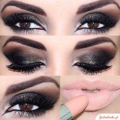 Cudowne oczy - makijaż