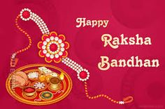 Raksha Bandhan - A Joyous Occasion to celebrate the bond of love of a brother and sister. #thewebomania